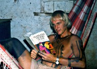 Reading in Hammock2