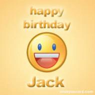 Happy BD Jack