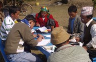 Hundreds of teams like these are translating Scriptures into their own language.