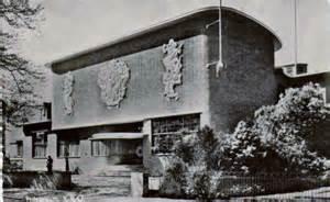 KRO Radio Station, Hilversum