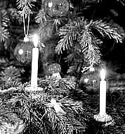 candlesb&w